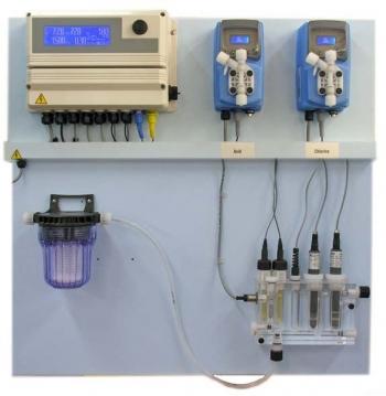 Dozirna stanica komplet set DST-CCSTP-V