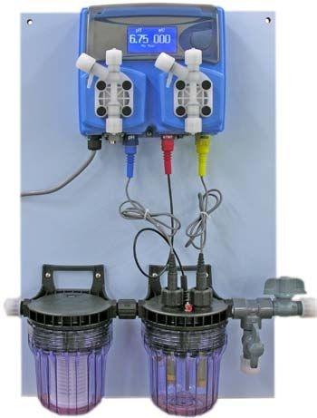 Dozirna stanica pun set DST-WDPHCL