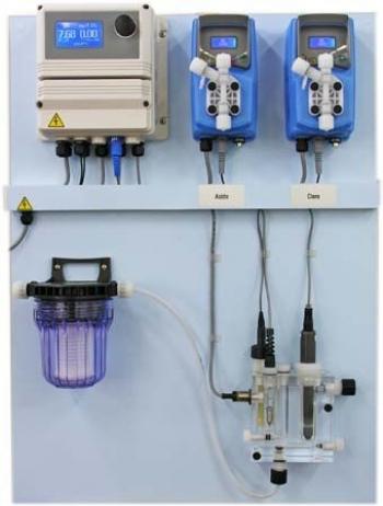 Dozirna stanica pun set DST-LDPHCL-А