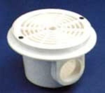 Glavni odvodi za betonske bazene ABS krug
