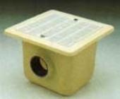Glavni odvodi za betonske bazene telo od fiberglas-a 110mm