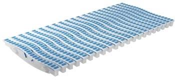 Prelivne rešetke model TWIST, širina 300 mm, H=20 mm