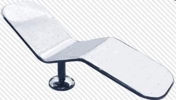 Stolica za masažu- nerđajući čelik- gornji deo
