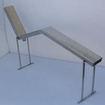 Kreveti za masažu, jednokrevetni 270mm, za betonski