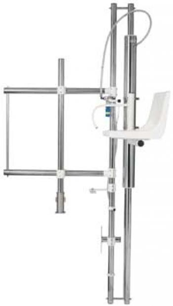 Hidraulični lift za bazen za osobe sa invaliditetom