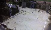 Sahta u sklopu bazena za bazensku opremu