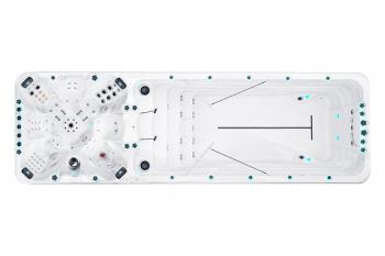 Bazen LAGUNA 700x400cm, standardna konstrukcija