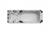 Bazen LAGUNA 800x400cm, standardna konstrukcija