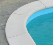 Rubni kamen za bazene 50 x 30cm
