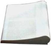 Završni kamen, boja WHITE 25 x 30