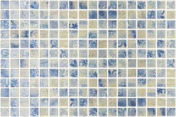 Keramička pločica ONIX HIDRA BLUE
