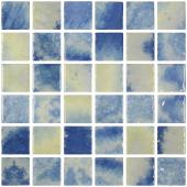 Profilisani elementi za unutrašnje ivice, boja SVETLO PLAVA
