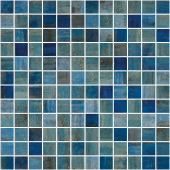 Počica sa okruglim ivicama, ravna, 245x120 mm boja, KOBALT