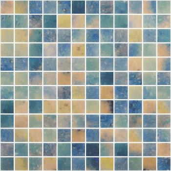 Počica sa okruglim ivicama, ravna, 245x120 mm, boja PRIRODNA- PLAVA