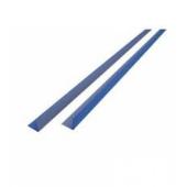 PVC ojačana obloga za bazene, plava,širina 1.65m