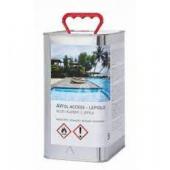 PVC ojačana obloga za bazene, plava,širina 2.00m