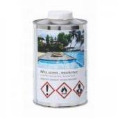 PVC ojačana obloga za bazene,, neboplava, širina 1.65m