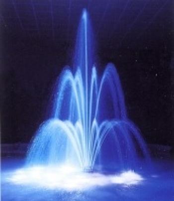Fontana FLEUR DE LIS 1/2