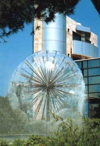 Fontana GALAXY SPHERE, d=250 cm, 127 ruku