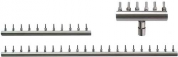 Mlazovi  SPRAY LINES, L=200 cm