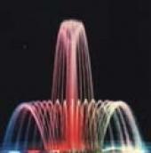 Plutajuća fontana TYPE 2, visina 2,00 м