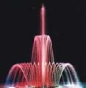 Plutajuća fontana TYPE 3, visina 2,50 м