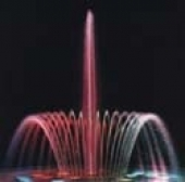 Plutajuća fontana TYPE 4, visina 3,25 м