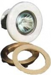 Podvodna svetla za kadu i SPA 50W / 12V. boja- HROM