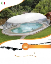 Prekrivka za bazen Crystal Ball