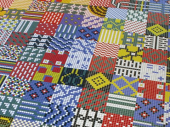 REVIGLASS MODULAR PATCHWORK COLOUR