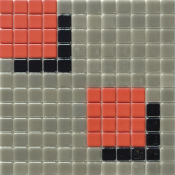 REVIGLASS MODULAR 3D-RED