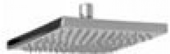 Glava tuša WINDOW 320x320mm, konekcija 1/2