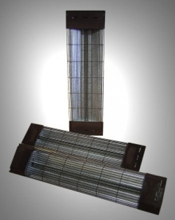 Infracrveni grejac 500 W, bez zracenja, zid tip