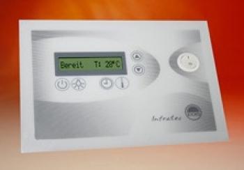 Kontrolna tabla IR-CLASSIC za infracrvene saune
