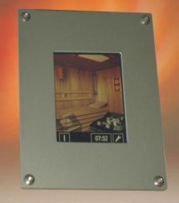 Kontrolna tabla  INFRA TOUCH za infracrvene peci