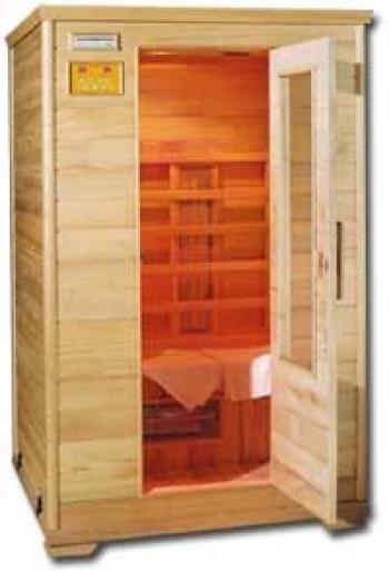 Infracrvena sunska kabina INFRACAB 2 120x105x190