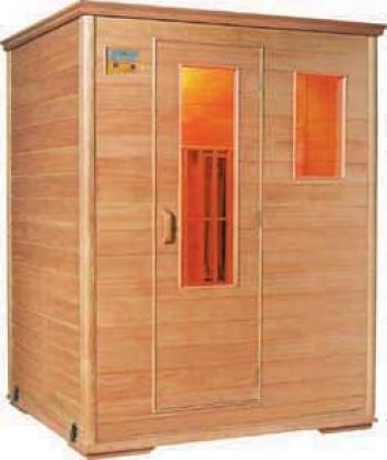 Infracrvena sunska kabina INFRACAB 3 153x122x190