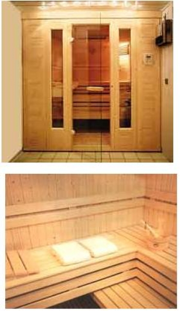 Finska sauna Sawo standard