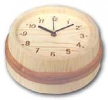 Saunski sat,astronomski,drvo