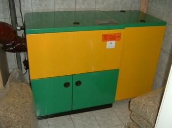 Kotao na pelet 35 kW EKOLINE KOVAN
