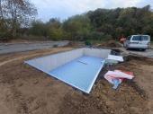 Solarno grejanje bazena do 12m3 vode