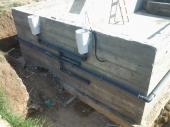 Betoniranje bazena