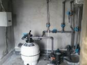 Tehnicka prostorija za bazen
