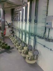 Blover - kompresori za hidromasazu u javnim bazenima