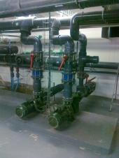 Profesionalne cirkulacione pumpe za javne bazene