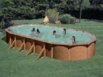 Montažni bazen PONTAQUA STAR DE LUXE