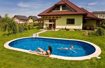 Montažni bazen IBIZA