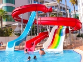 TOBOGANI BODY SLIDE I RAINBOW