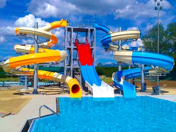 TOBOGAN AQUATUBE I BODY SLIDE