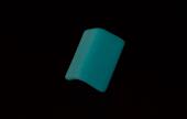 REVIGLASS TRIM LU-18 TURCHESE- fluorescentno boja noću